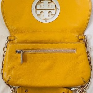 Tory Burch Yellow Purse, Authentic 💯